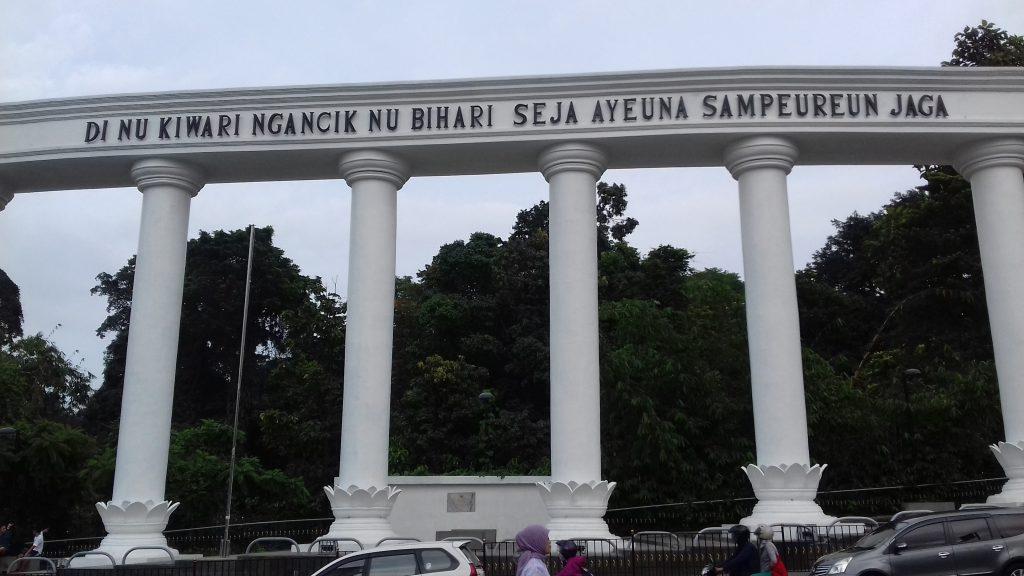 Tugu Kujang Kota Bogor